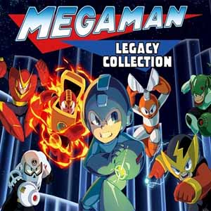 Mega Man Legacy Collection PS4 Code Price Comparison