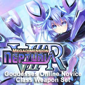 Megadimension Neptunia VIIR 4 Goddesses Online Novice Class Weapon Set