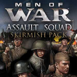 Men of War Assault Squad Skirmish Pack Digital Download Price Comparison