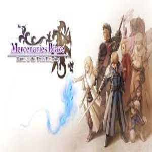 Mercenaries Blaze Dawn of the Twin Dragons