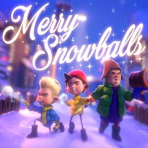MERRY SNOWBALLS OCULUS