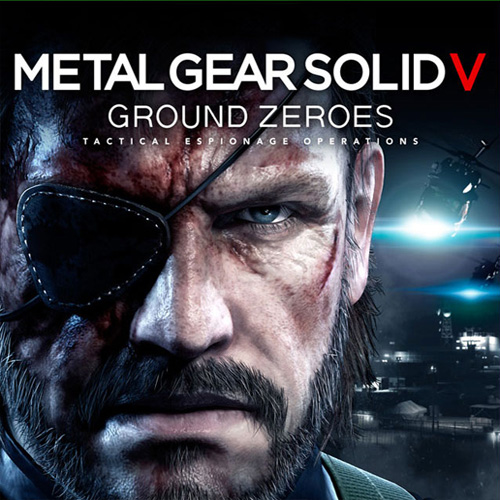 Metal Gear Solid 5 Ground Zeroes Xbox 360 Code Price Comparison