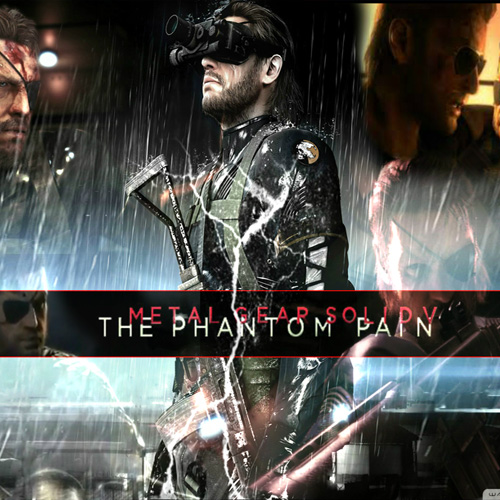 Metal Gear Solid 5 The Phantom Pain Xbox 360 Code Price Comparison