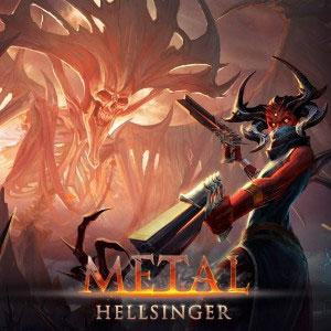 Metal Hellsinger Digital Download Price Comparison