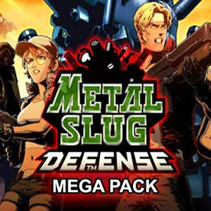 Metal Slug Defense Mega Pack Digital Download Price Comparison