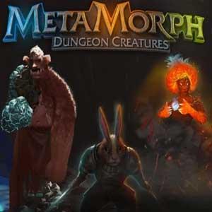 MetaMorph Dungeon Creatures