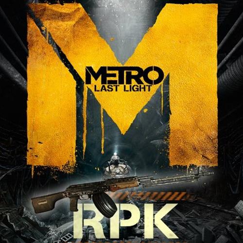 Metro Last Light RPK Weapon Digital Download Price Comparison