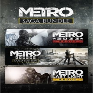 Metro Saga Bundle Xbox One Price Comparison