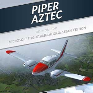 Microsoft Flight Simulator X Piper Aztec Digital Download Price Comparison