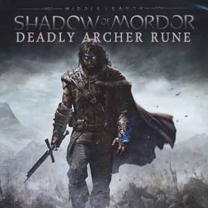 Middle Earth Shadow of Mordor Deadly Archer Rune Digital Download Price Comparison