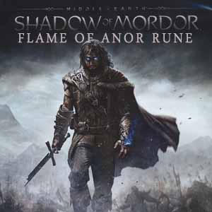 Middle Earth Shadow of Mordor Flame of Anor Rune Digital Download Price Comparison