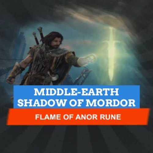 Middle-Earth Shadow Of Mordor Flame Of Arnor Rune Digital Download Price Comparison