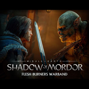 Middle-Earth Shadow of Mordor Flesh Burners Warband