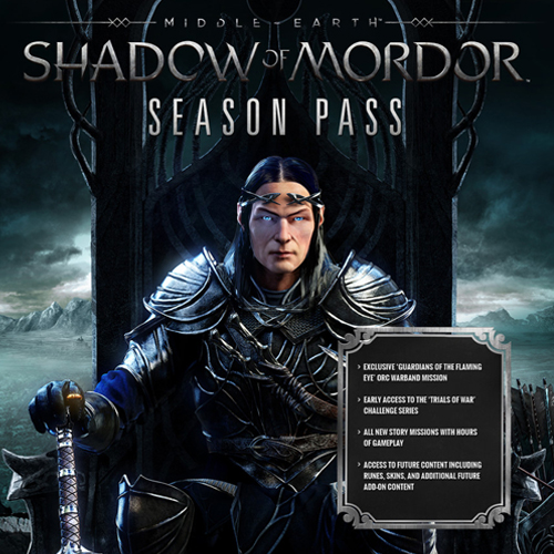 Middle Earth Shadow of Mordor Season Pass Xbox one Code Price Comparison