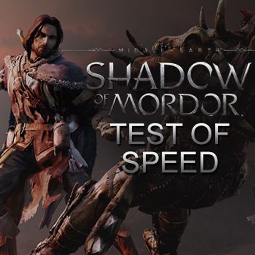 Middle-earth Shadow of Mordor Test of Speed Digital Download Price Comparison