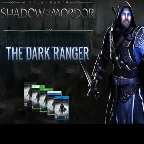 Middle-Earth Shadow of Mordor The Dark Ranger Digital Download Price Comparison