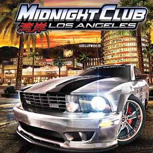 Midnight Club Los Angeles XBox 360 Code Price Comparison