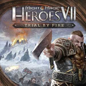 Might and Magic Heroes 7 Trial by Fire Digital Download Price Comparison
