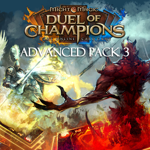 Might & Magic Duel of Champions Advanced Pack 3 Digital Download Price Comparison