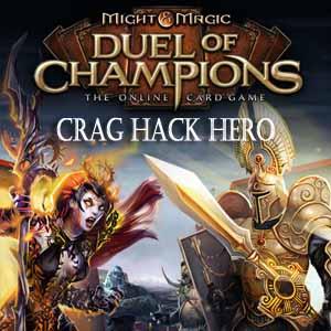 Might & Magic Duel of Champions Crag Hack Hero Digital Download Price Comparison