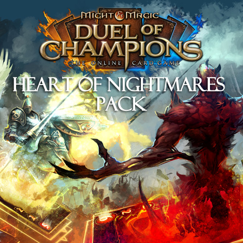 Might & Magic Duel of Champions Heart of Nightmares Pack Digital Download Price Comparison