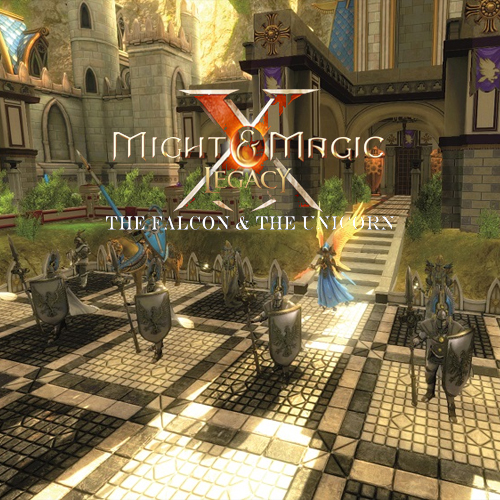 Might & Magic X Legacy The Falcon & The Unicorn Digital Download Price Comparison