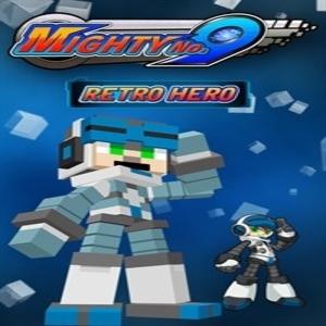 Mighty No 9 Retro Hero