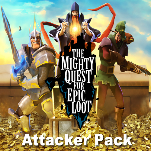 Mighty Quest For Epic Loot Attacker Pack Digital Download Price Comparison