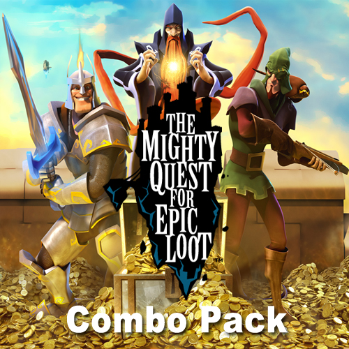 Mighty Quest For Epic Loot Combo Pack Digital Download Price Comparison