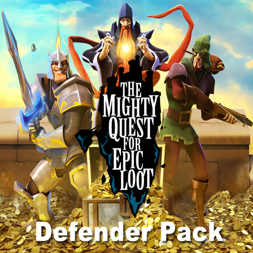 Mighty Quest For Epic Loot Defender Pack Digital Download Price Comparison