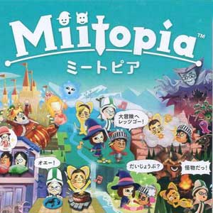 Buy Miitopia Nintendo 3DS Download Code Compare Prices