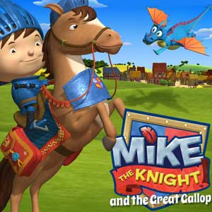 Buy Mike the Knight and the Great Gallop Nintendo 3DS Download Code Compare Prices