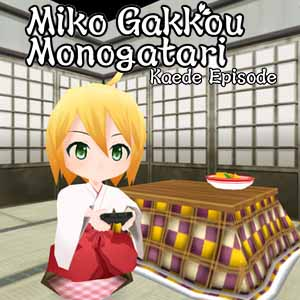 Miko Gakkou Monogatari Kaede Episode Digital Download Price Comparison