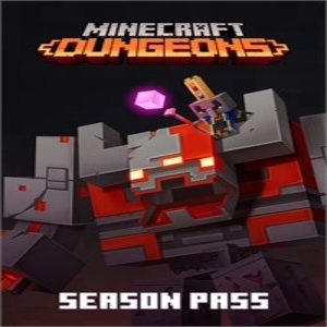 Minecraft Dungeons Season Pass
