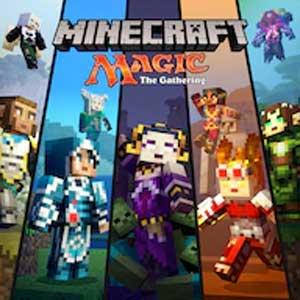 Minecraft Magic The Gathering Skin Pack