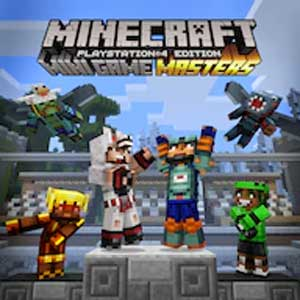 Minecraft Mini Game Masters Skin Pack Ps4 Price Comparison