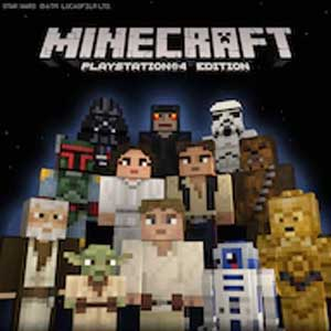 Minecraft Star Wars Classic Skin Pack