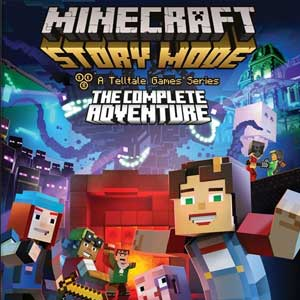 Minecraft Story Mode A Telltale Games Series The Complete Adventure Nintendo Switch Cheap Price Comparison