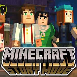Minecraft Story Mode XBox 360 Code Price Comparison