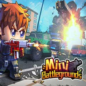 Mini Battlegrounds Digital Download Price Comparison