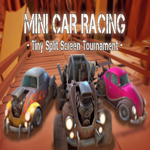 Mini Car Racing Tiny Split Screen Tournament