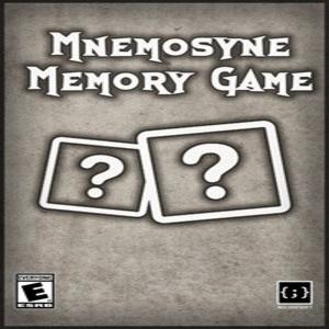 Mnemosyne Memory Game