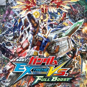 Mobile Suit Gundam Extreme vs Full Boost PS3 Code Price Comparison