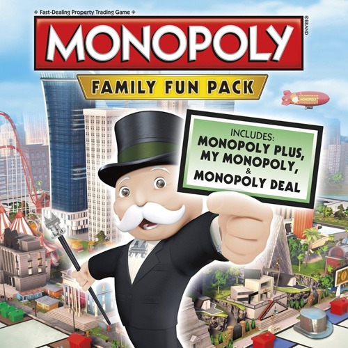 Monopoly Family Fun Pack Xbox one Code Price Comparison