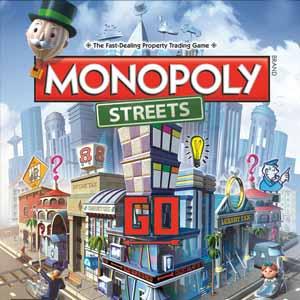 Monopoly Streets XBox 360 Code Price Comparison