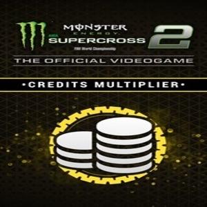 Monster Energy Supercross 2 Credits Multiplier