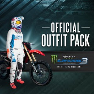 Monster Energy Supercross 3 Official Outfit Pack Digital Download Price Comparison