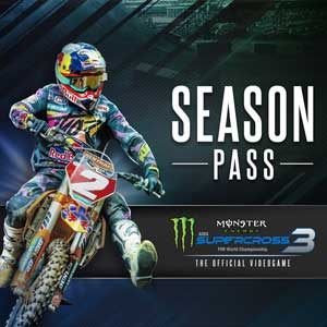 Monster Energy Supercross 3 Season Pass Xbox One Digital & Box Price Comparison