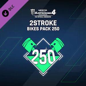 Monster Energy Supercross 4 2Stroke Bikes Pack