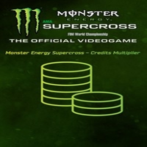 Monster Energy Supercross Credits Multiplier